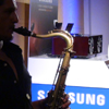 contratar saxofonista para eventos, madrid fashion night out espect�culos, ideas para promocion de negocios
