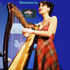 SCOTLAND'S CELTIC HARPIST AND SINGER. ARPISTA Y CANTANTE EXCEPCIONAL PARA SUS EVENTOS DESDE ESCOCIA.
