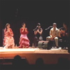 CUADRO FLAMENCO DE GUITARRA, CANTE Y BAILE EN MADRID. TABLAO FLAMENCO EN MADRID.
