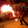 ESCUPEFUEGOS, PERFORMANCE CON FUEGO, ACROBACIAS CON FUEGO PARA EVENTOS.