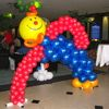 GLOBOFLEXIA Y DECORACION CON GLOBOS EN LA RIOJA. EVENTOS INFANTILES Y CORPORATIVOS.