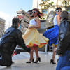 BAILARINES GREASE PARA EVENTOS | PROMOCIONES, EVENTOS, FIESTAS ESTILO GREASE